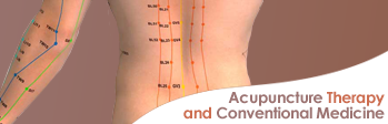 Acupuncture Therapy and Conventional Medicine