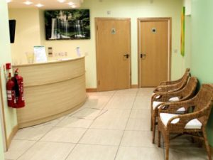 Fairlee Wellbeing Centre Reception